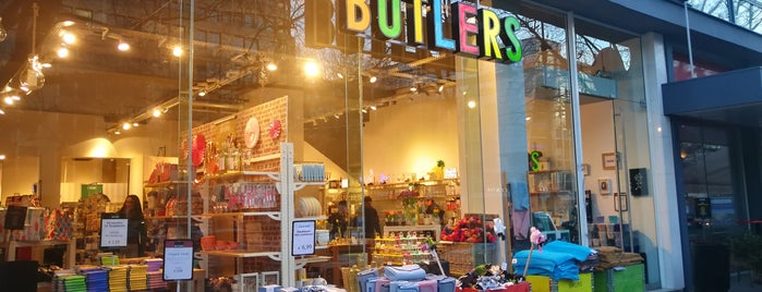 Butlers is one of Lieux qui ont plu à Cristi.