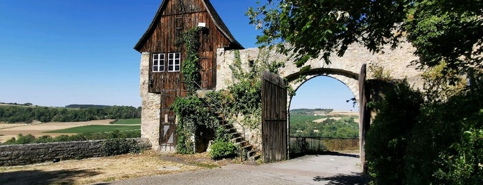 Schloss Kaltenstein is one of Orte, die Christian gefallen.