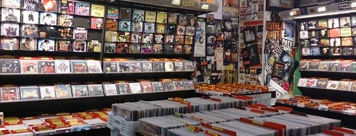 Keltainen Jäänsärkijä is one of Record Stores Worldwide.
