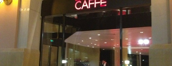 Emporio Armani Café- The Pearl Qatar is one of Doha.