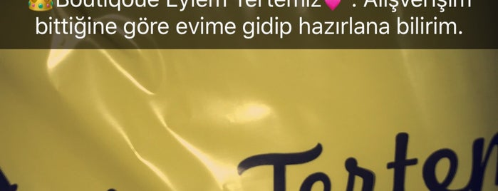 Boutique Eylem Tertemiz is one of ESRA👑 : понравившиеся места.