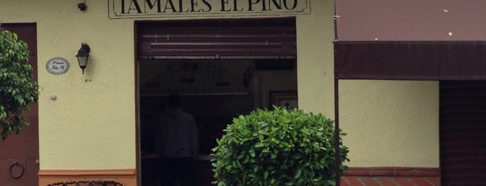 Tamales El Pino is one of World eats.
