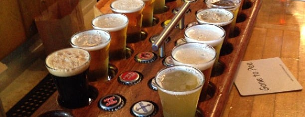 Russian River Brewing Company is one of Breweries USA.