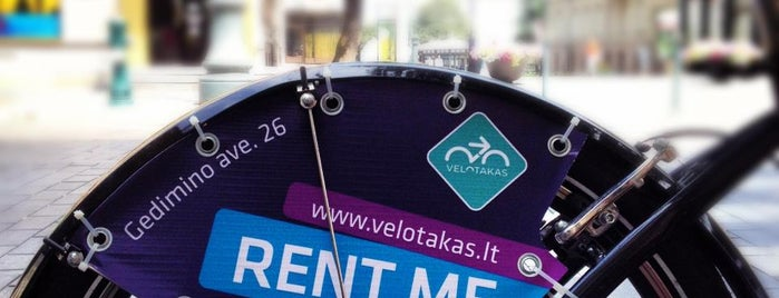Velotakas is one of Europe +++.