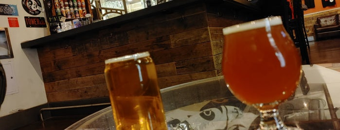 Tower Brewing is one of Beer Spots.