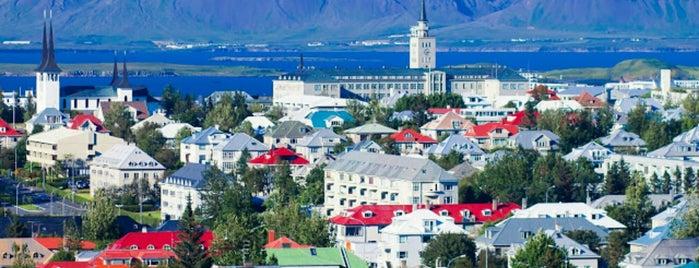 Borgarleikhúsið is one of DREKKA ALLA NÓTTINA.