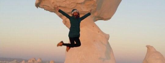 White Desert National Park is one of AFRICA - To Do.
