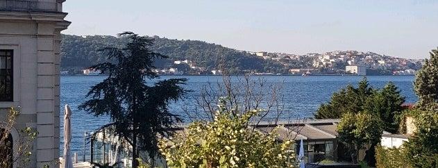 Feriye Sarayı is one of Istanbul.