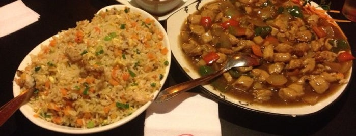 The Wok Oriental Lounge & Delivery. is one of Restaurantes & Bares.