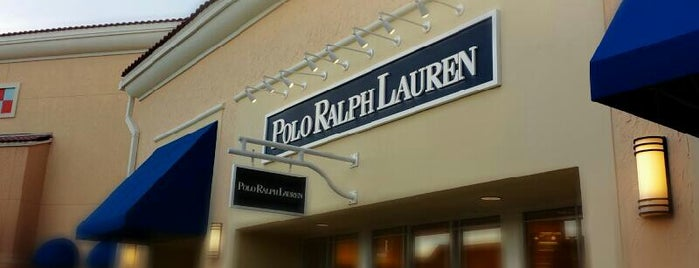 Polo Ralph Lauren Factory Store is one of Tempat yang Disukai Ishka.