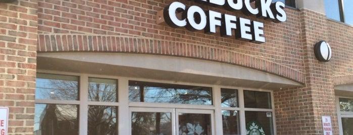 Starbucks is one of Orte, die Jana gefallen.