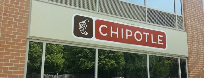 Chipotle Mexican Grill is one of McLean/Tysons general area.