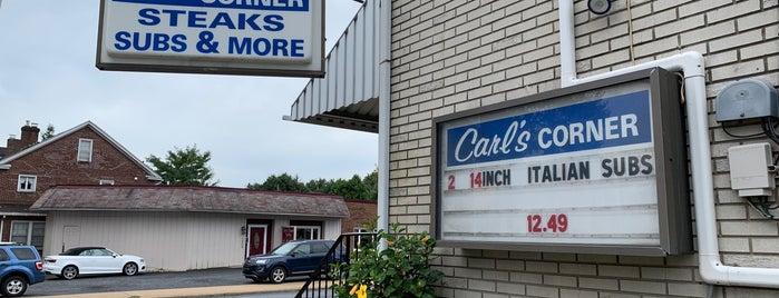 Carl's Corner is one of Lehigh Valley Food/Drink.