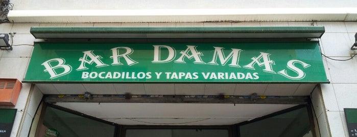 Bar Damas is one of Repetir.