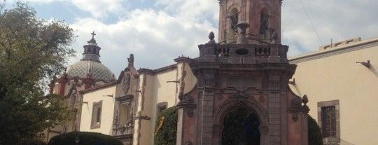 Templo de Santa Clara is one of สถานที่ที่ Natalia ถูกใจ.