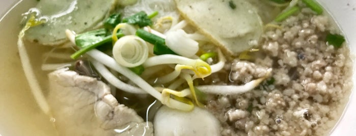Chaew is one of BKK_Noodle House_1.
