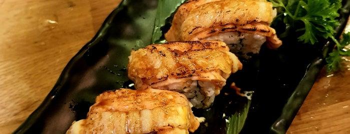 Maguro Sushi is one of Wongnai User's Choice 2019 - 1.