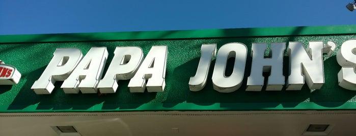 Papa John's Pizza is one of Tamara : понравившиеся места.