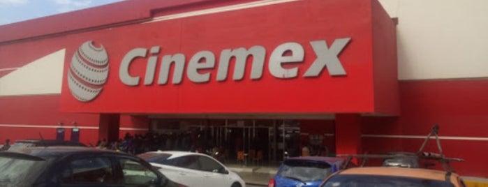 Cinemex is one of Lugares favoritos de Daniel.
