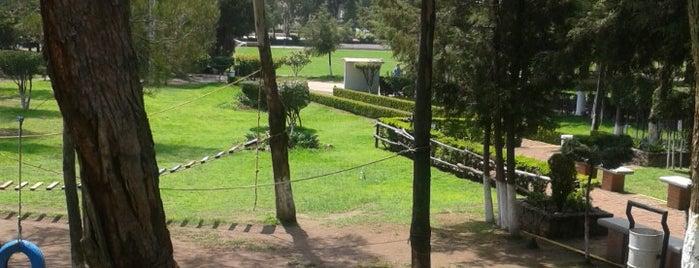 Club Campestre Santa María is one of Weekeners.