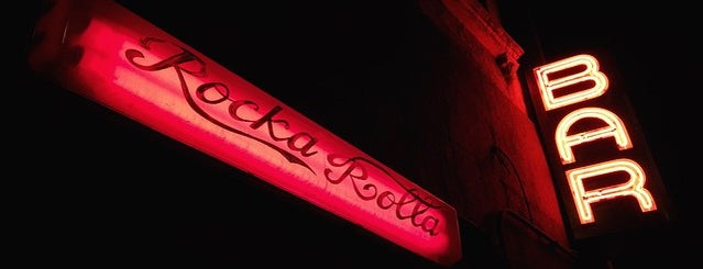 Rocka Rolla is one of Bar List!.