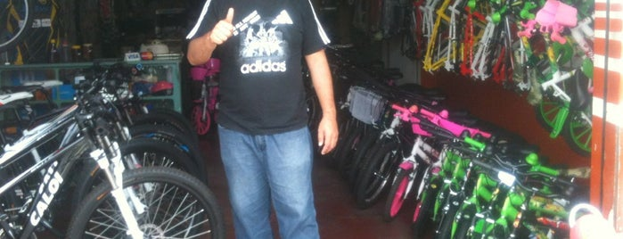 Emaco bikes is one of Ios publicidades.