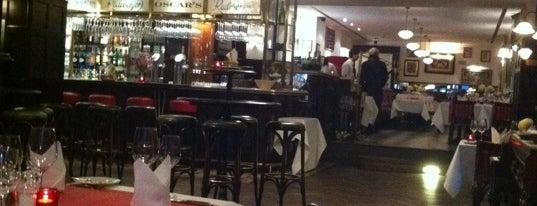 Café Bar Restaurant Oscar's is one of Frankfurt Restaurant.