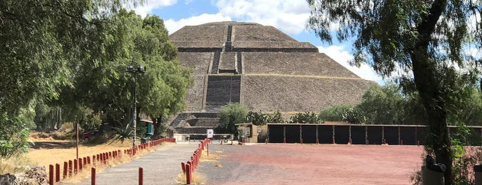 Pyramid of the Moon is one of Mexico City.