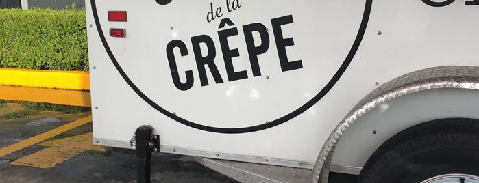 La Crêpe de la Crêpe is one of VonBoykaさんのお気に入りスポット.