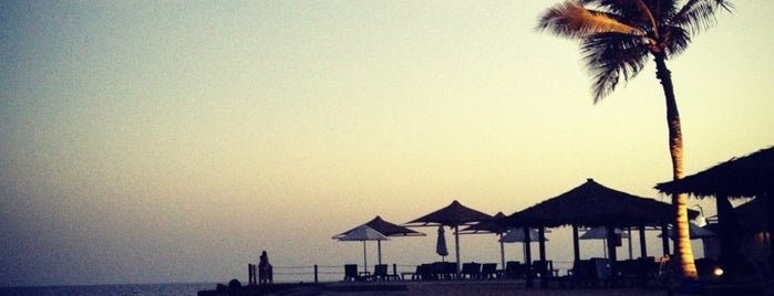 Sheraton Red Sea Beach Club is one of Joud's Liked Places.