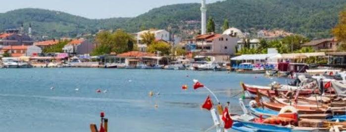 Denizin Ortasında (Urla) is one of themaraton.