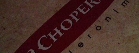 La Chopería is one of restaurantes.