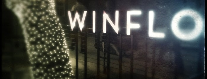 Winflo Osteria is one of Austin.