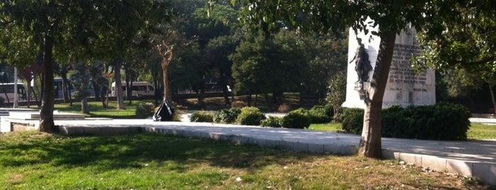 İnönü Parkı is one of istanbul avrupa git2.