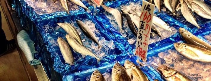 角上魚類 赤羽店 is one of Masahiroさんのお気に入りスポット.