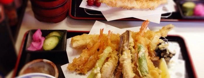 Tenfusa is one of Tokyo Wishlist.