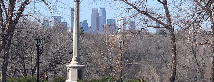 Shadow Falls Park is one of City Pages Best of Twin Cities: 2014.