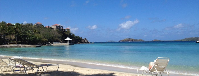Secret Harbour Beach Resort is one of U.S. Virgin Islands.