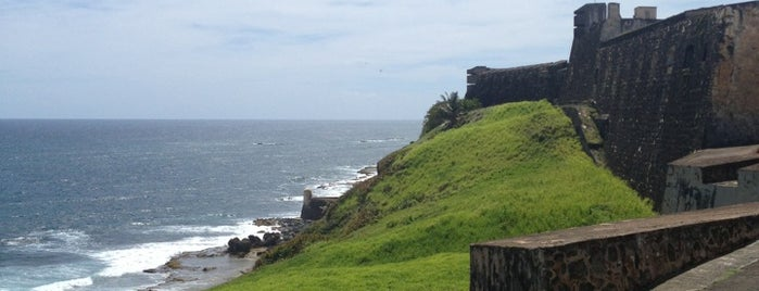 Castillo San Cristóbal is one of ΦIA 81st National Convention.