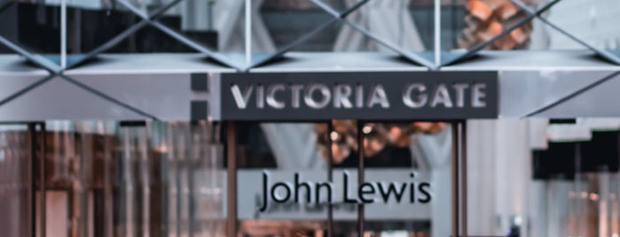 John Lewis & Partners is one of SWEET.