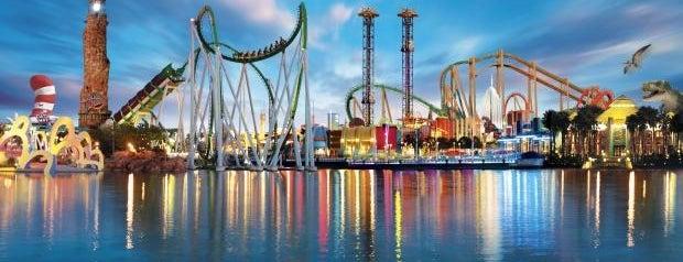 Universal Studios Florida is one of list.