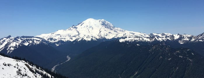 Crystal Mountain Summit is one of Orte, die Omkar gefallen.
