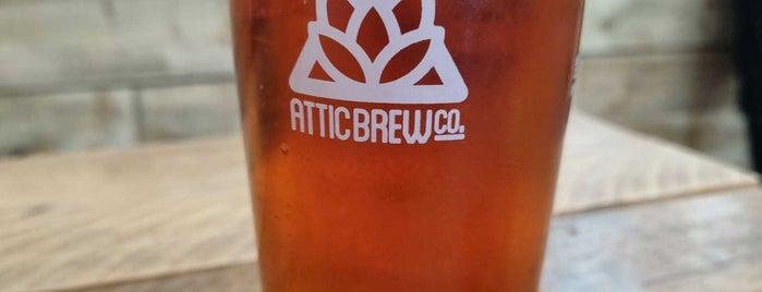 Attic Brew Co. is one of Brumm-E-xplore.