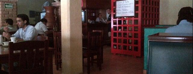 Restaurant Confetti is one of Vallarta.
