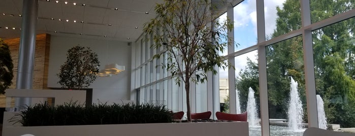 Novo Nordisk Princeton HQ is one of Work/Client destinations.