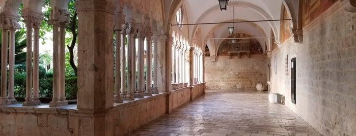 Franjevački Samostan & Muzej (Franciscan Monastery & Museum) is one of Locais curtidos por Carl.