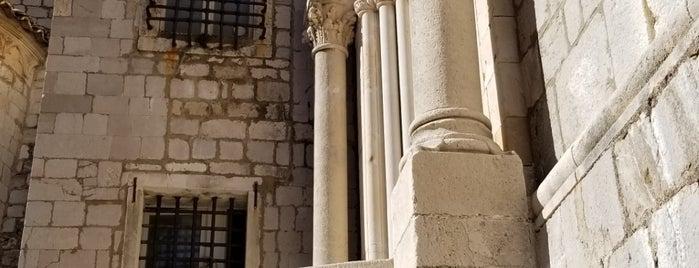 Dominican Steps is one of Dubrovnik & Mykonos.