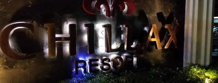 Chillax Resort is one of Bart's Liked Places.