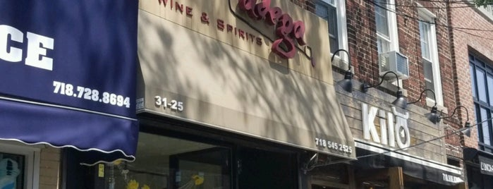 adega wine & spirits is one of Keith's Liked Places.