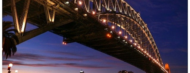 Ponte da Baía de Sydney is one of Sydney Sightseeing.